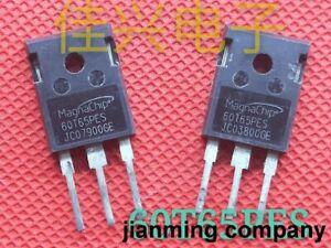 10PC  Disassemble 60T65PES IGBT single tube