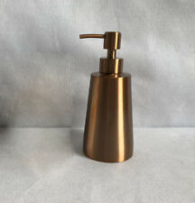 Stainless Steel Soap Dispenser Liquid Shampoo Bottle Bathroom SUS Free Standing