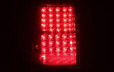 LED RÜCKLEUCHTEN RÜCKLICHTER SET BMW E53 X5 99-03 ROT SCHWARZ RED SMOKE CRYSTAL