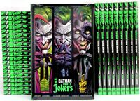 BATMAN THREE JOKERS HC #1-3 Complete Story Premium HARD COVER Book DC 11/17/2020