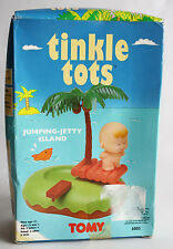 RARE VINTAGE 90'S TINKLE TOTS JUMPING JETTY ISLAND 6005 TOMY NEW SEALED MISB !