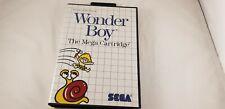 * Sega Master System * Wonder Boy * SEGA * PAL * RARE *