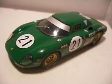 Voiture IXO / Hachette 1/43 Collection FERRARI 250 LM Le Mans 1965