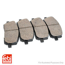 Genuine Febi Front / Rear Brake Pads - 16598