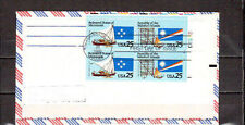 FDC First Day Issue Cover/Envelope. # 2506-07 Micronesia Marshall Islands.Stamps