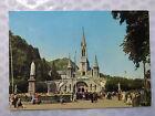 Lourdes – La basilique et la vierge couronnée
