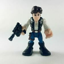 Playskool Star Wars Galactic Heroes Jedi Force HAN SOLO Action Figure