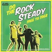 DO THE ROCK STEADY (1966-1968)  CD NEU