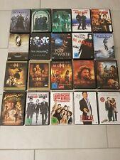 DVD Sammlung Top Paket Konvolut Action, Komödie, Horror und Science-Fiction