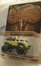 18th ANNUAL HOT WHEELS COLLECTORS DALLAS NATIONALS VW T1 ROCKSTER DINNER CAR