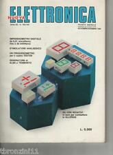 NUOVA ELETTRONICA - N.143-144 - NOVEMBRE/DICEMBRE 1990