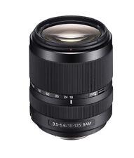 SONY DT 18-135mm F3.5-5.6 SAM lens Sony A-mount lens SAL18135 (White Box)