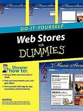 Web Stores Do-It-Yourself for Dummies by Joel Elad (2008, Paperback)