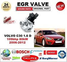 FOR VOLVO C30 1.6 D 109bhp 80kW 2006-2012 EGR VALVE 5PIN with GASKETS/SEALS