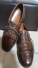 ALLEN EDMONDS Brown Soft Leather Men;s shoes -size UK 10.5/EU 44.5-