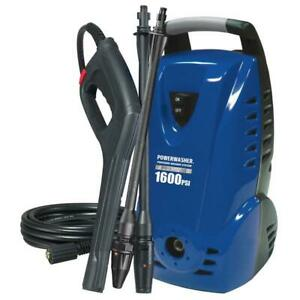 Powerwasher 1,600 PSI 1.5 GPM Electric Pressure Washer, PWS1600