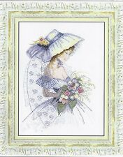 Cross Stitch Kit Lady BT-129