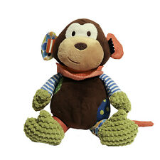 Rosewood Mitchell Monkey Dog Toy | Chubleez Cuddly Squeaky Puppy Plush Pet New