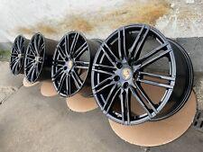 Original Porsche 911 991 Turbo S 20 Inch III Alloy Wheels 99136216106/66109