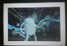 Jeff Soto Antactica Art Print Seeker poster Graffiti Surreal