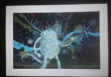 Jeff Soto Antactica Art Print Seeker poster Graffiti Surreal