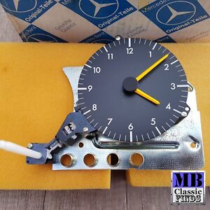 NEW Mercedes Benz W201 dash clock instrument 190 190E 190D E D NEW 2015420111