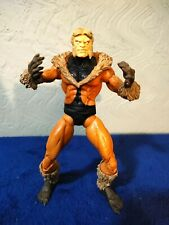 Marvel Legends {x-men} Sabretooth Face-Off Series Toy Biz 2006 (LOOSE)