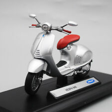 Welly 1:18 Vespa 2014 946 MOTORCYCLE BIKE DIECAST MODEL TOY NEW IN BOX