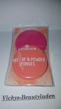 Essence Make up & Powder Sponges  Pinsel Neu