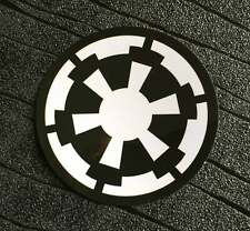 Star Wars Sticker Galactic Empire Waterproof and UV resistant PVC sticker (75mm)