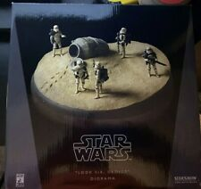 Star Wars Looks Sir Droids Diorama Sideshow Collectibles