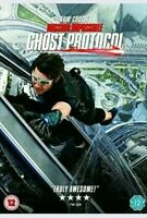 Mission: Impossible - Ghost Protocol DVD  -BRAND NEW & SEALED-   untbl