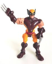 Marvel Super Hero Mashers Action Figure Wolverine-Classique