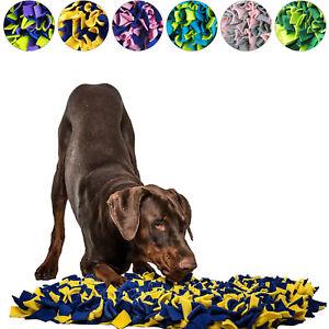Snuffle Mat Dog Handmade Sniffing Foraging Treat Feeding Activity Pet DogCentre®