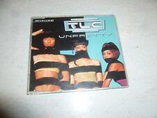 TLC - Unpretty - Deleted 1999 UK [Part 1] 3-track CD single