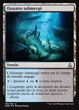 MRM FRENCH 2x Ossuaire submergé - Submerged Boneyard MTG Oath of gatew