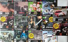 PS2 - Lot of 14 demo discs (PAL) PlayStation Forbidden Siren 2 Champions Norrath