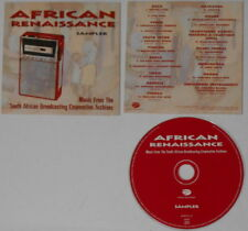 Zulu, Venda, South Sotho, Tswana, Xhosa, Swazi, Tsonga U.S. promo cd, Card cover