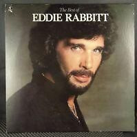 Eddie Rabbitt – The Best Of Eddie Rabbitt (Elektra – 6E-235)