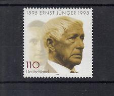 5955 ) BRD BUND 1998 Germany 1984 **/MNH  - Tod der Ernst Jünger