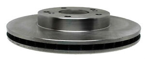 Disc Brake Rotor-Non-Coated Front ACDelco 18A912A