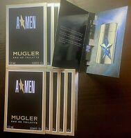 AMEN by MUGLER for Men Eau De Toilette Spray 0.04 FL OZ  / 1.2 ML COMBO DEALS