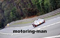 GULF RACING MCLAREN F1 GT1 DAVIDOFF LE MANS 1997 PHOTOGRAPH 3 GOUNON OLOFSSON