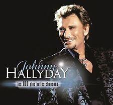 CD de musique en édition collector Johnny Hallyday sur coffret
