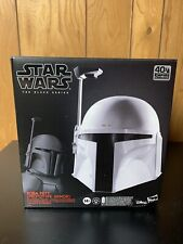 Hasbro Star Wars The Black Series Boba Fett Prototype Armor - E9499