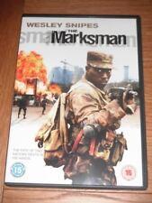 The Marksman DVD (2005) Wesley Snipes