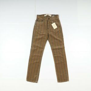 Jeans Diesel Fellow Velvet De Luxe Jeans (NV165) W27 L Nuovo Deadstock Uomo