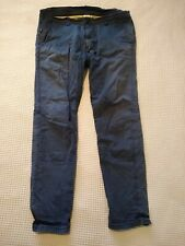 Shark Leathers Kevlar lined Motorcycle Stretch Chinos Size 38