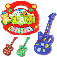 Neuf Bébé Enfants Musical Éducatif animal ferme perfectionnement MUSIQUE JOUET