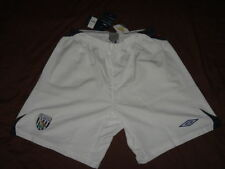 West Bromwich Albion Soccer Shorts Umbro Wba England Football Hose white New